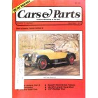 Cover Print of Cars and Parts, December 1977