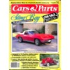 Cover Print of Cars and Parts, December 1986