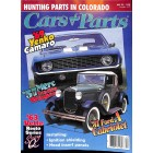 Cover Print of Cars and Parts, December 1995