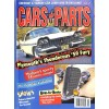 Cover Print of Cars and Parts, December 1998