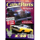 Cover Print of Cars and Parts, February 1994