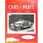 Cover Print of Cars and Parts, January 1977