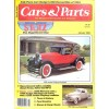 Cover Print of Cars and Parts, January 1983