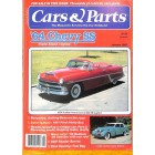 Cars and Parts, January 1985