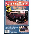 Cars and Parts, January 1990