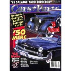 Cover Print of Cars and Parts, January 1995