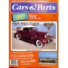 Cover Print of Cars and Parts, July 1983