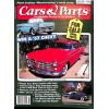 Cover Print of Cars and Parts, July 1992