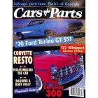 Cover Print of Cars and Parts, July 1994