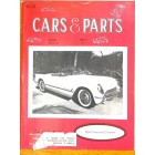 Cover Print of Cars and Parts, June 1977