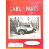 Cover Print of Cars and Parts, May 1976
