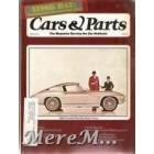 Cars and Parts May 1979