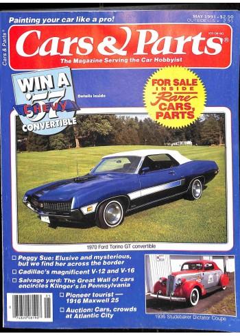 Cars and Parts, May 1991