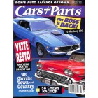 Cover Print of Cars and Parts, May 1994