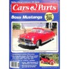 Cover Print of Cars and Parts, November 1986