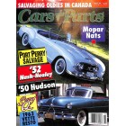Cover Print of Cars and Parts, November 1994