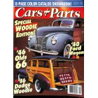 Cover Print of Cars and Parts, October 1994