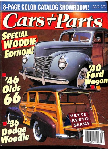 Cars and Parts, October 1994