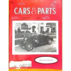 Cars and Parts, September 1976