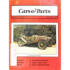Cover Print of Cars and Parts, September 1977