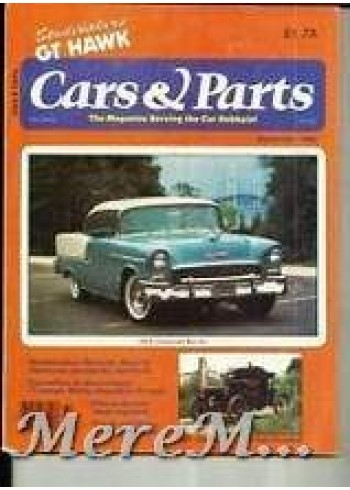 Cars and Parts, September 1980