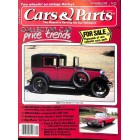 Cover Print of Cars and Parts, September 1989