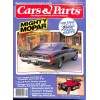 Cover Print of Cars and Parts, September 1990