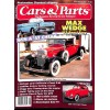 Cover Print of Cars and Parts, September 1991