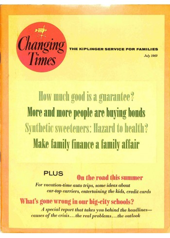 Changing Times, July 1969
