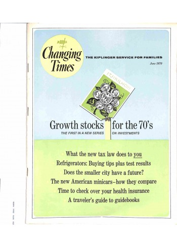 Changing Times, June 1970