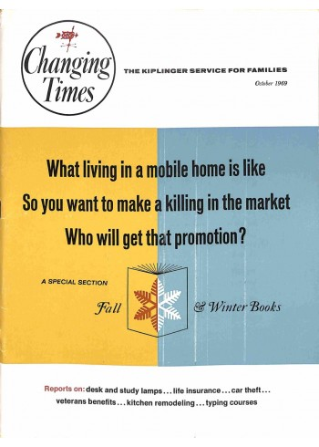 Changing Times, October 1969