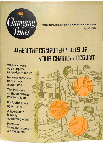 Changing Times, September 1969