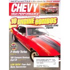 Cover Print of Chevy High Performance, April 2006