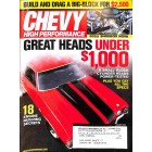 Cover Print of Chevy High Performance, August 2006