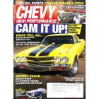 Cover Print of Chevy High Performance, February 2009