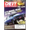 Cover Print of Chevy High Performance, January 2006