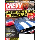 Cover Print of Chevy High Performance, January 2007