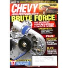 Cover Print of Chevy High Performance, January 2009