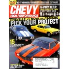 Chevy High Performance, July 2006
