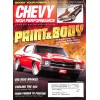 Cover Print of Chevy High Performance, March 2006