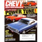 Cover Print of Chevy High Performance, November 2006