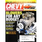 Cover Print of Chevy High Performance, October 2006
