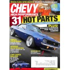 Cover Print of Chevy High Performance, October 2009