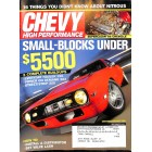 Cover Print of Chevy High Performance, September 2006