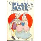 Children's Playmate, February 1952