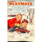 Children's Playmate, January 1954