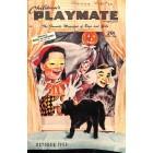 Children's Playmate, October 1953