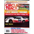 Cover Print of Circle Track, April 1984