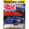 Cover Print of Circle Track, April 1986