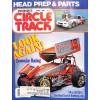 Cover Print of Circle Track, April 1987